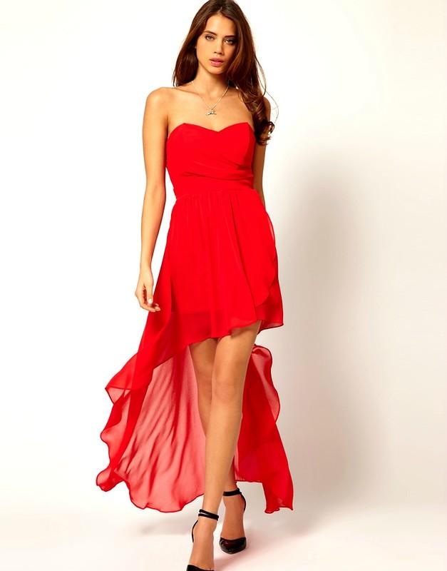 bbd5bd699a4 Красные наряды. Красное вечернее платье - настоящий восторг и восхищение