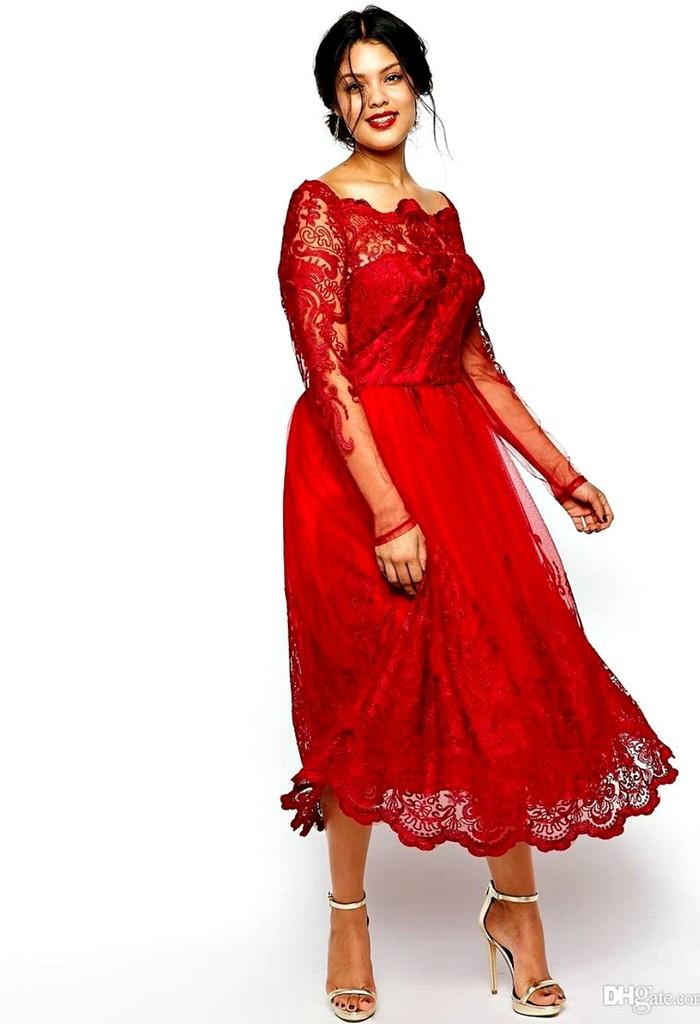 vânzare Statele Unite online informatii pentru special pentru pantofi Rochii scurte de seară în roșu. Rochie roșie de seară - o ...