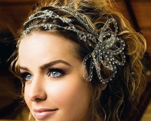 Coafuri De Nunta Bucle Pentru Parul Scurt Rapid și Ușor