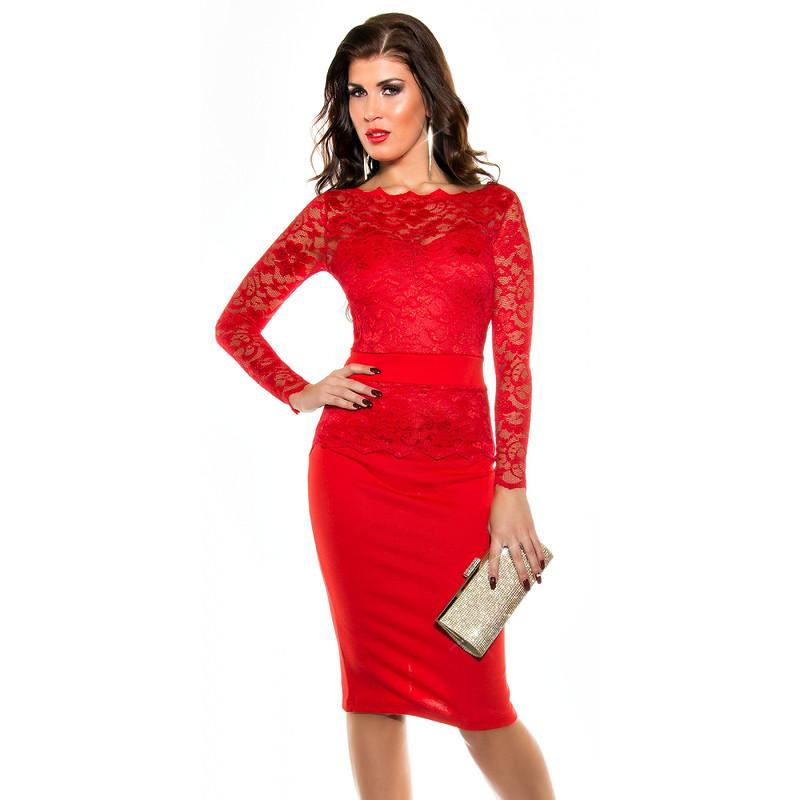 Очень красивая женщина с пышными грудью в красном сексапильном платье, пухлые соски в сперме видео